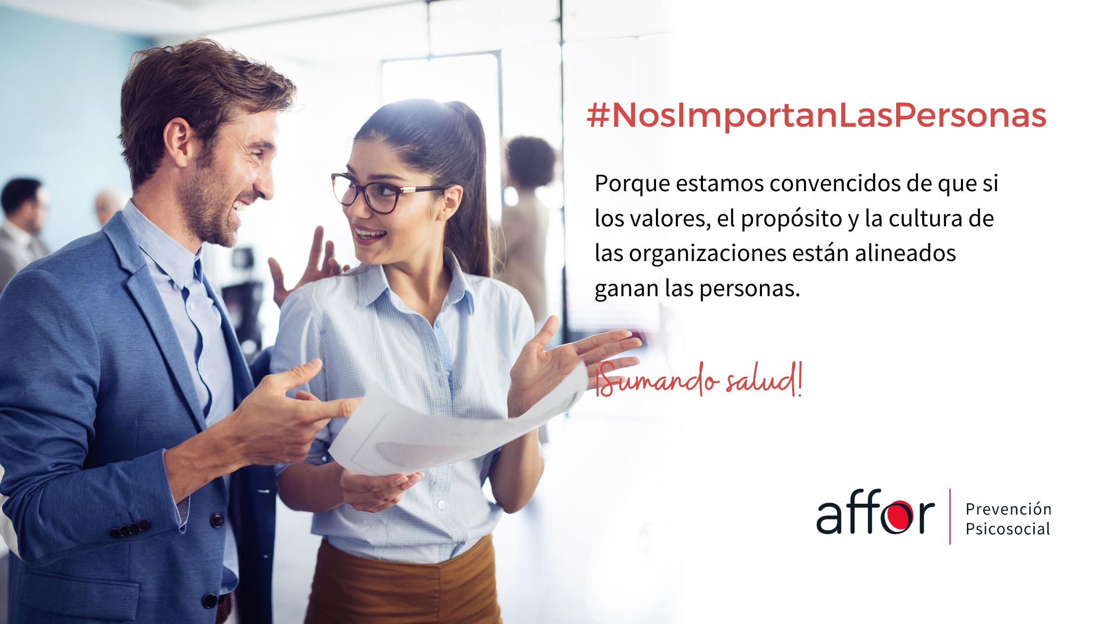 #NosImportanLasPersonas