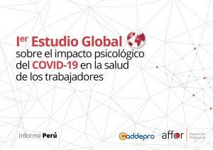 Resultados del impacto psicológico del COVID-19 en la salud de los trabajadores en Perú